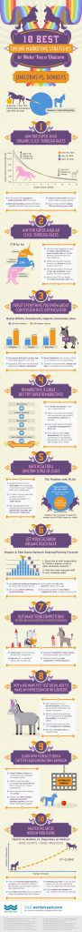 Online Marketing Strategies (Infographic)