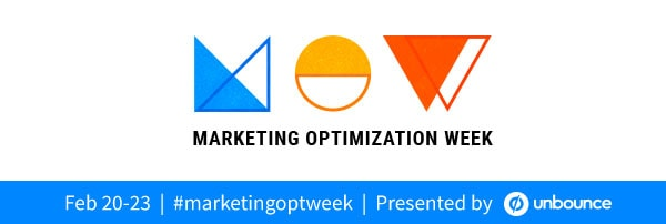 Marketing Optimization Week 2018