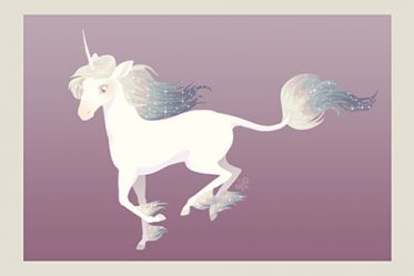 Be a unicorn influencer and stand out in social media.