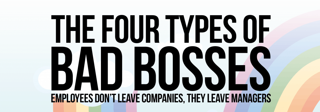 The Different Kinds Of Bad Bosses You Might Have FEATURED