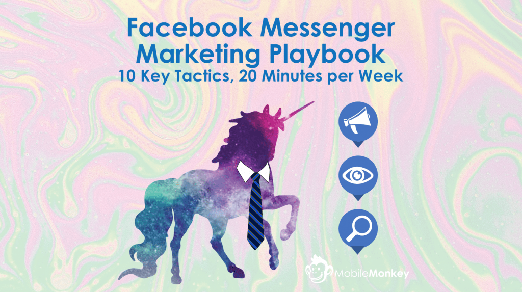 facebook messenger marketing playbook