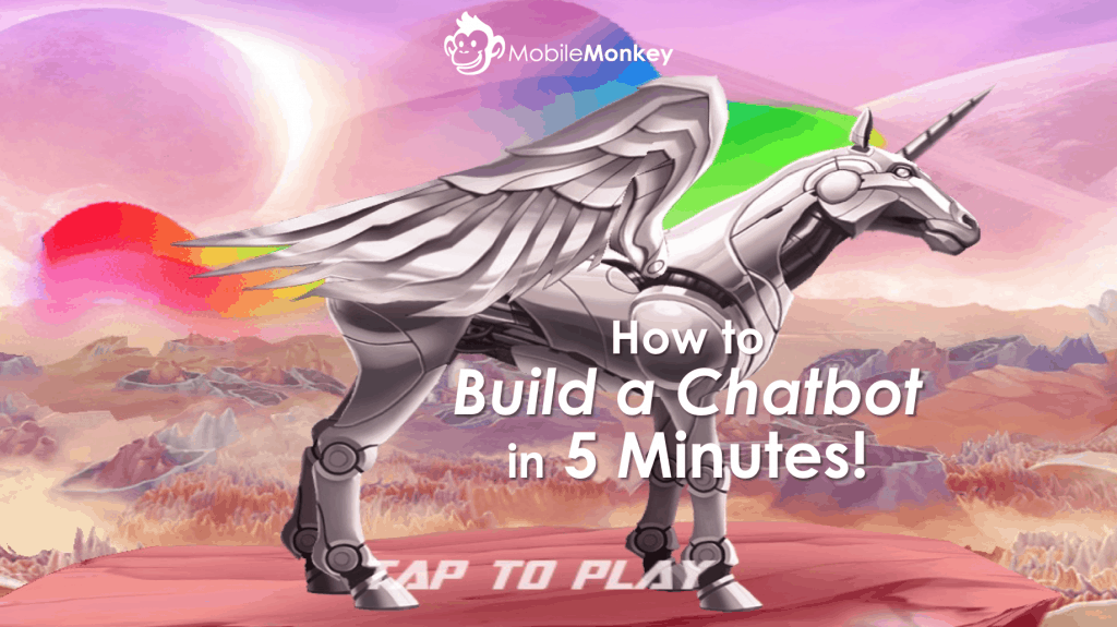 how to build chatbot 5 minutes