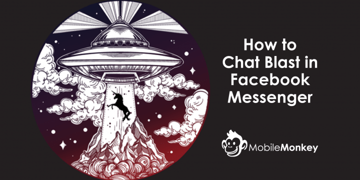 how to chat blast facebook messenger