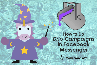 how to do messenger drip campaigns