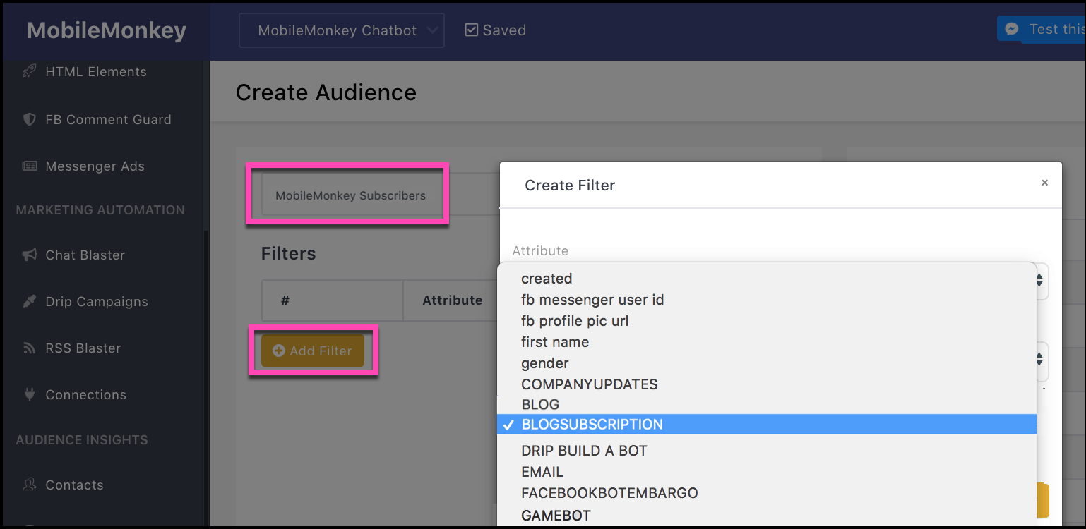add-filter-custom-audience