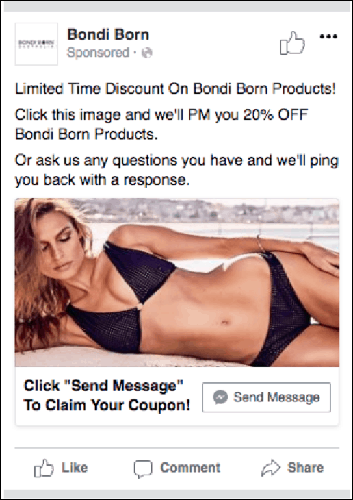 click-to-messenger-ad-coupon-bondi