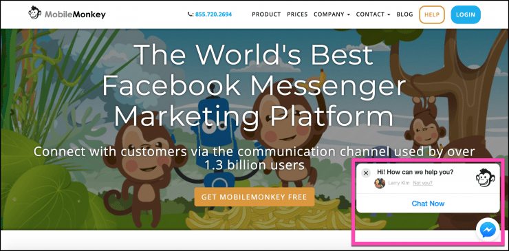 facebook-messenger-customer-chat