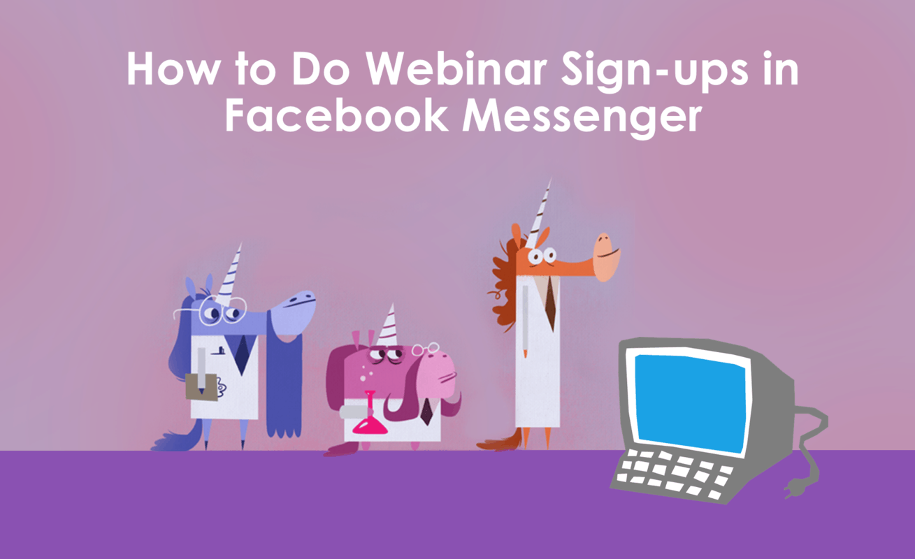 How to Get Webinar Sign-ups and Promote Webinars in Facebook