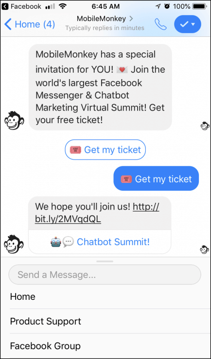chatbot-summit-ticket-messenger-ad