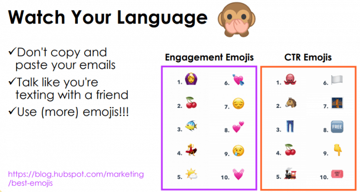 facebook messenger chatbot engagement emojis