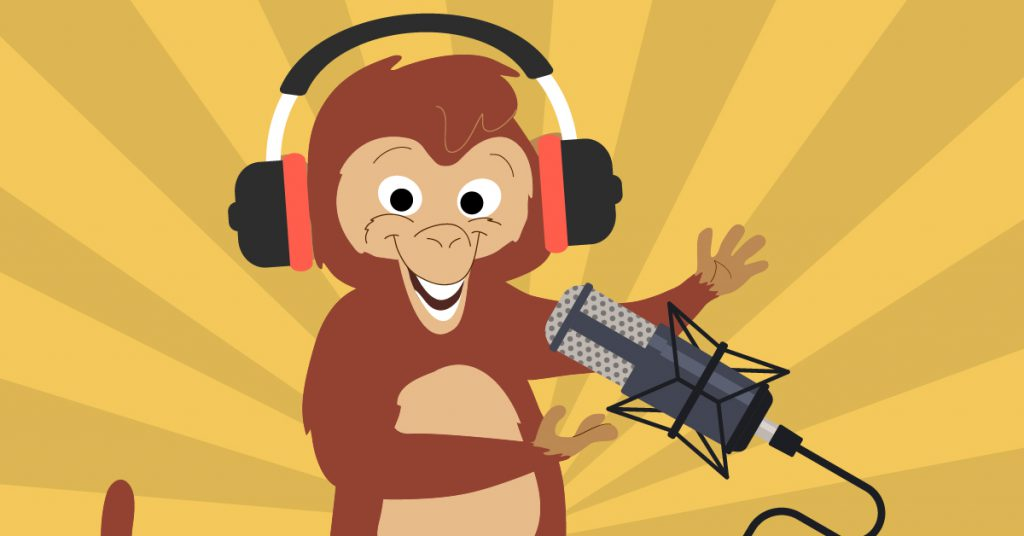 podcast promotion with mobilemonkey