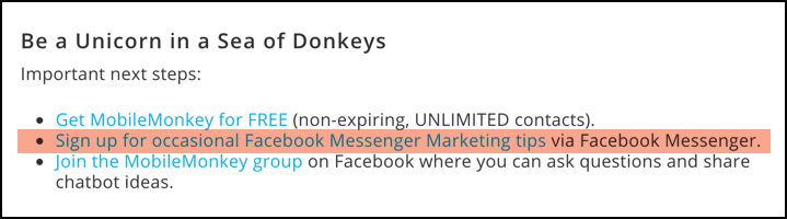 Facebook Messenger Hacks