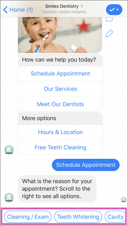 dentist-chatbot-funnel