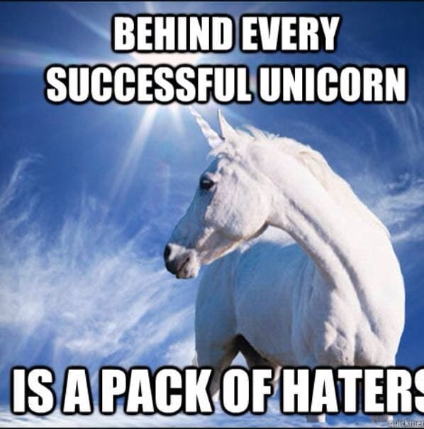 Be a Facebook Unicorn