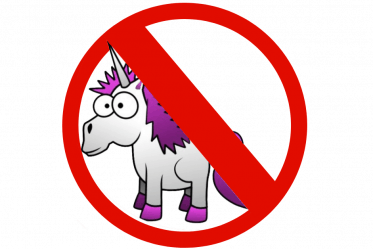 banned facebook marketing page unicorn