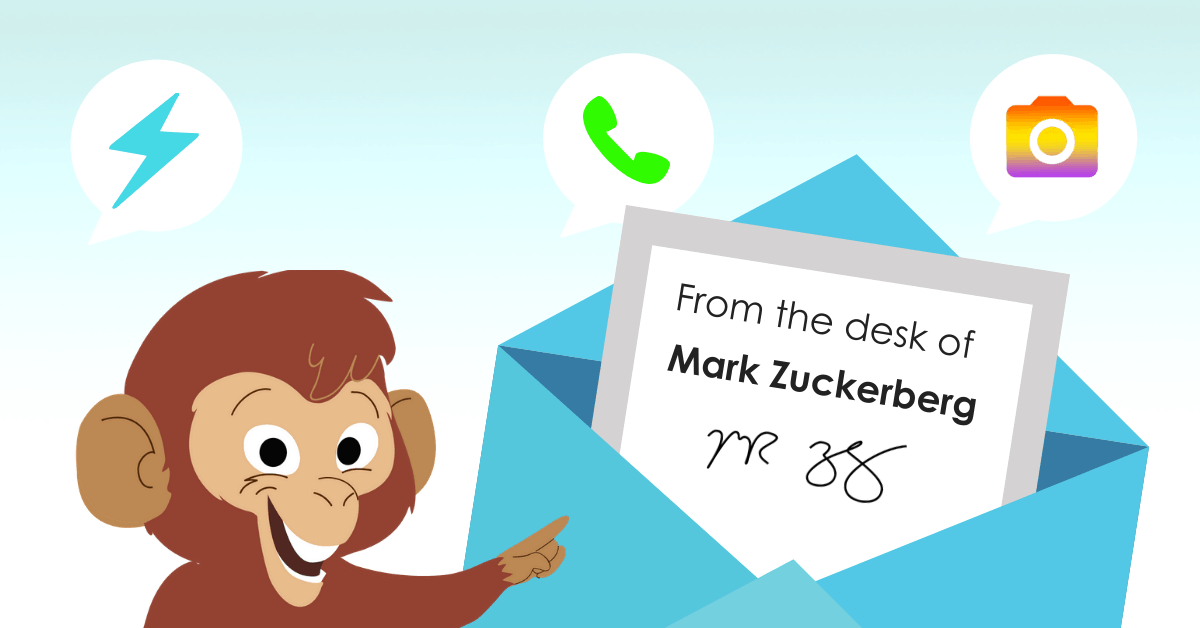 Mark Zuckerberg Makes It Facebook Official: The Future of Facebook Is Messaging!