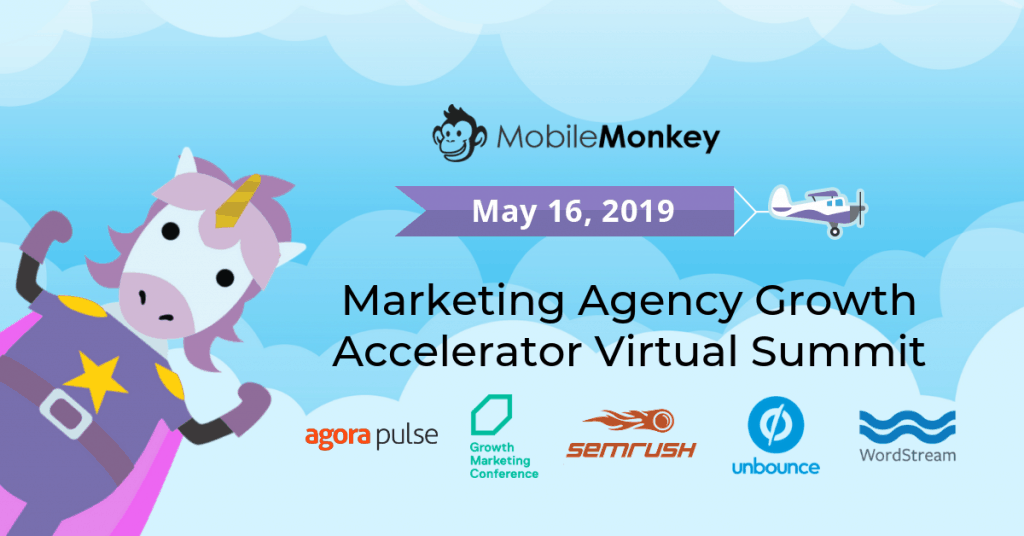 free marketing agency growth accelerator virtual summit