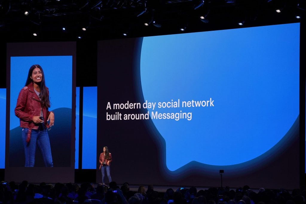 Facebook Desktop Messenger App announced