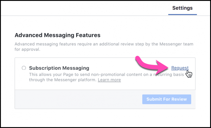 chatbot marketing funnel notifications