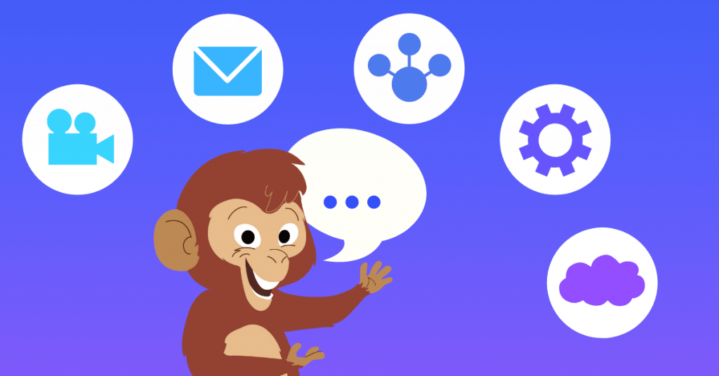 mobilemonkey chatbot marketing connections