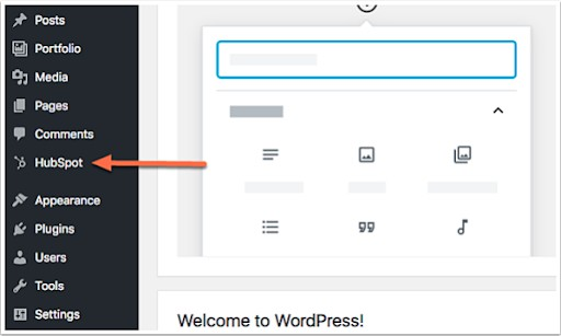 WordPress Marketing Automation Plugin: HubSpot