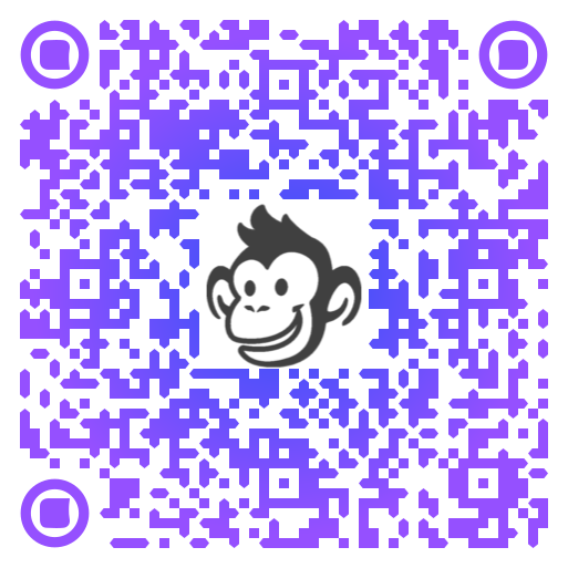 mobilemonkey welcome dialogue qr-code