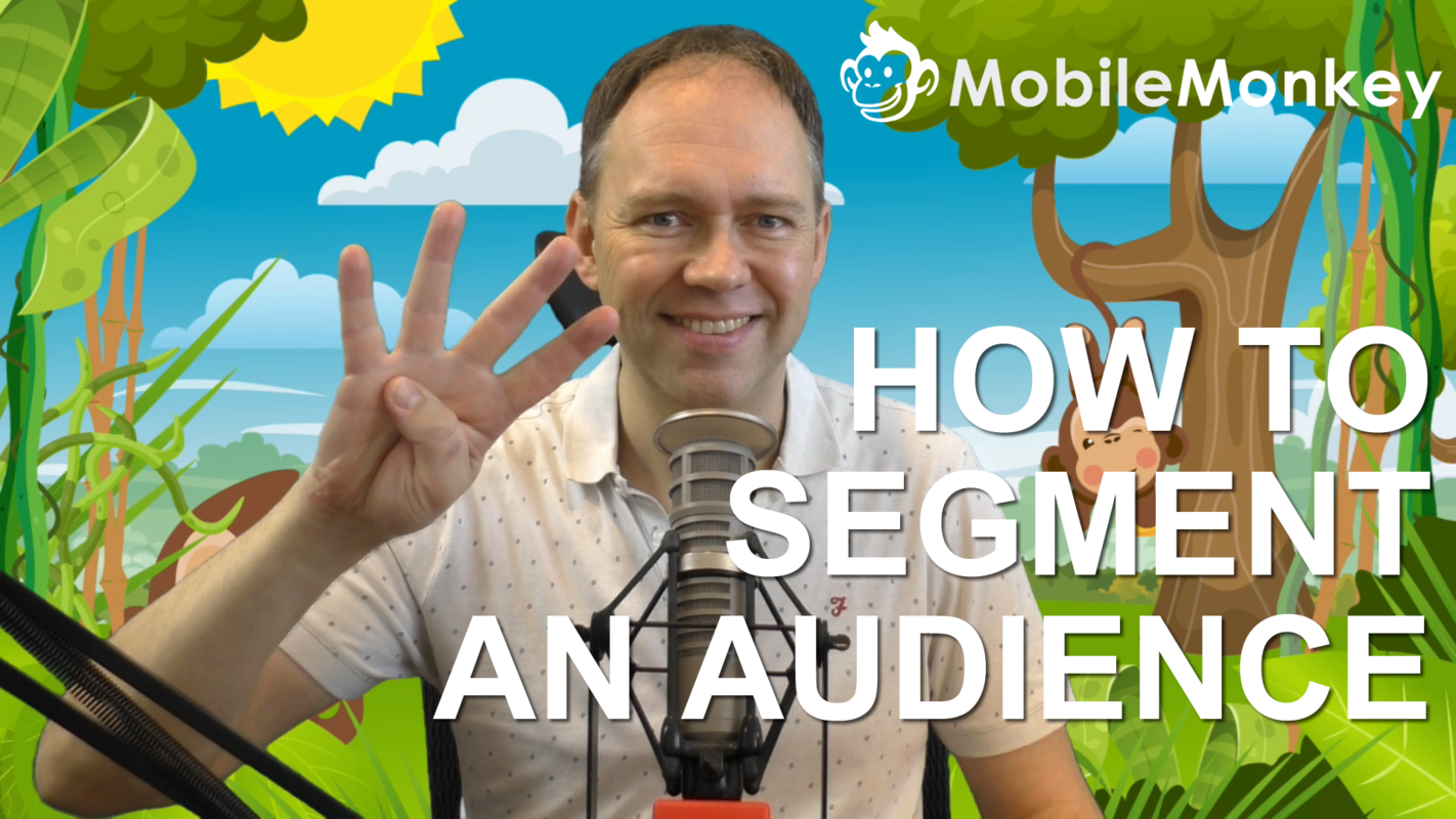 How to segment an audience