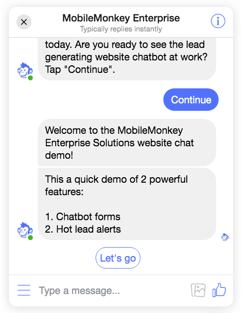 omnichat messenger web chat