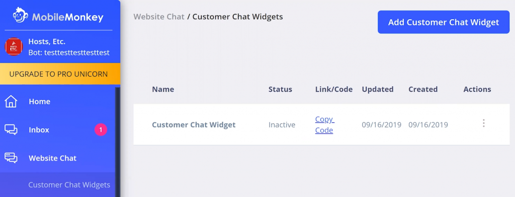 chatbots for SMS marketing
