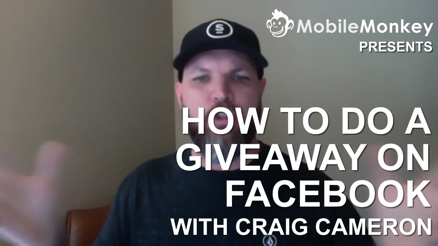 How to do a giveaway on Facebook