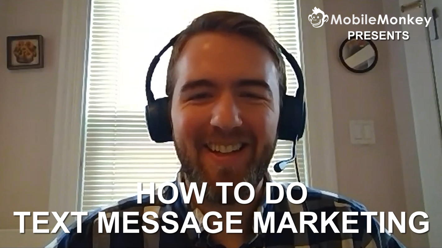 How to do text message marketing