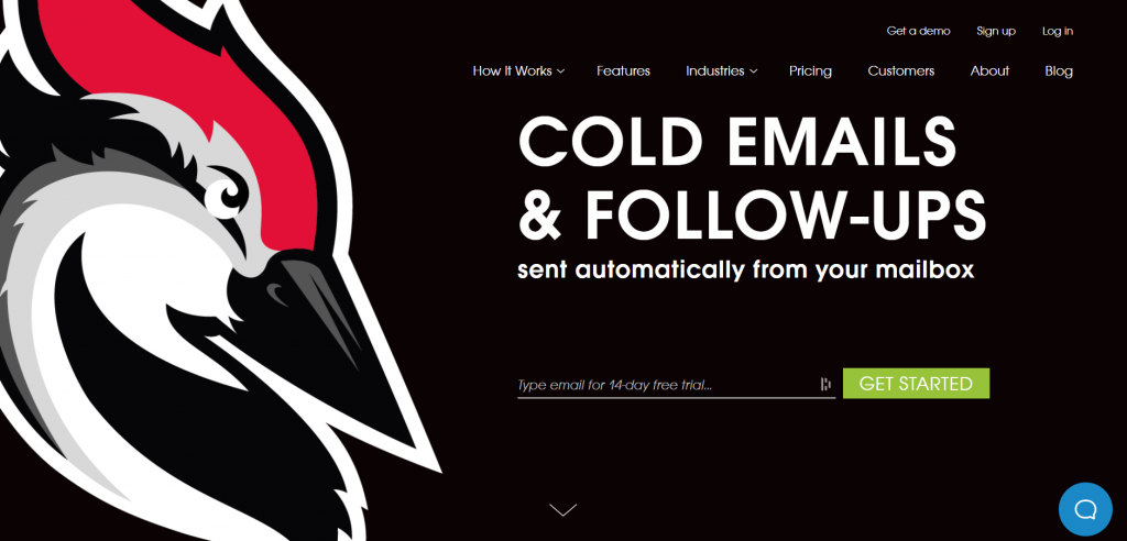 content marketing tools for sending cold emails