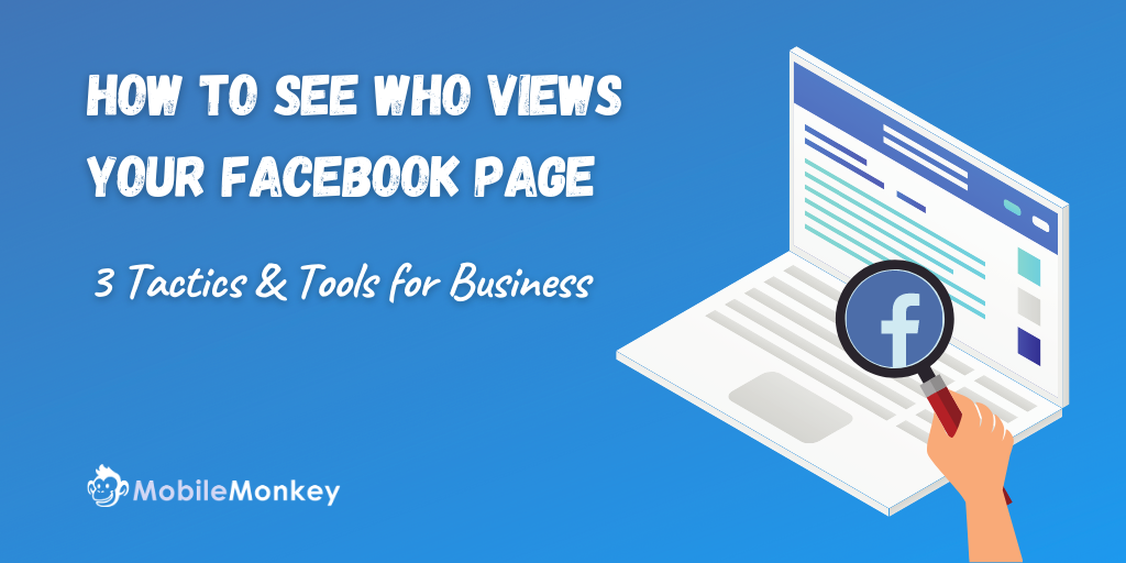 Can You See Who Views Your Facebook Page