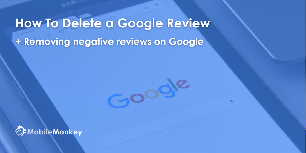 How To Delete a Google Review