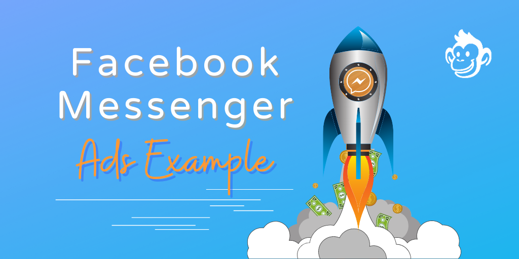 Facebook Messenger Ads Example