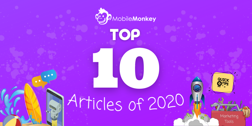Top Growth Marketing Articles of 2020