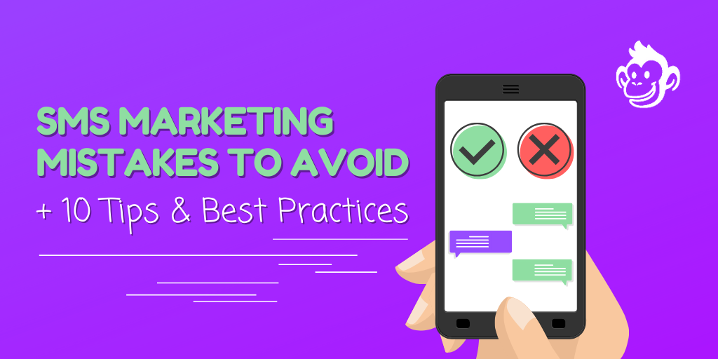 SMS Marketing Mistakes to Avoid