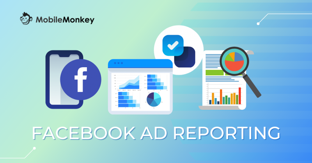 facebook ad reporting feature