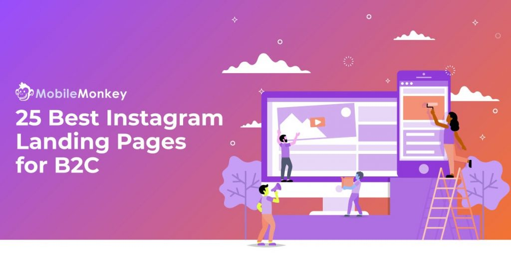 Instagram Landing Pages