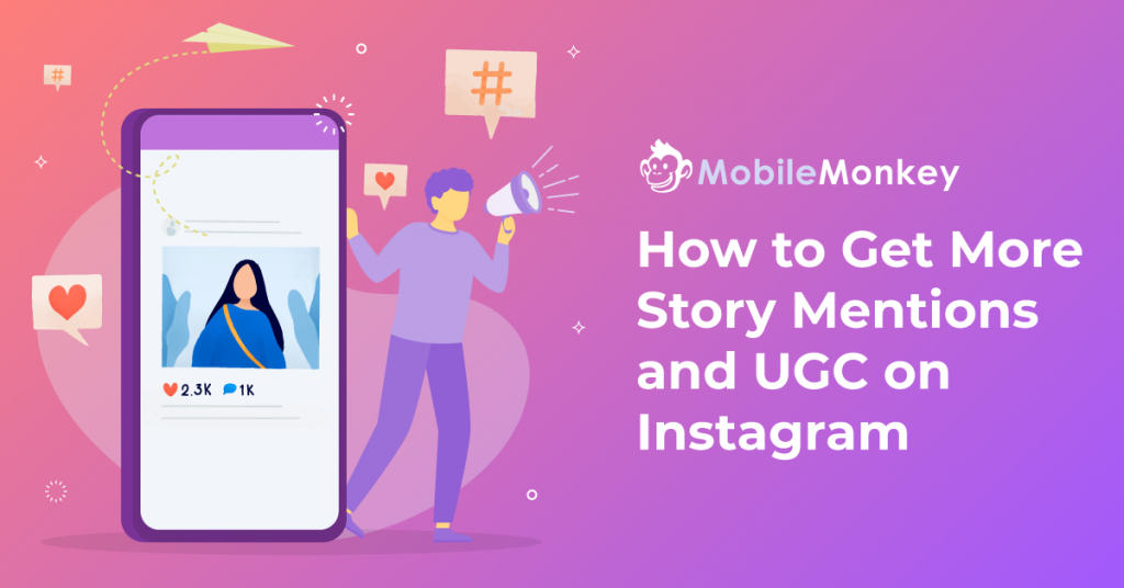 how to get more story mentions on instagram