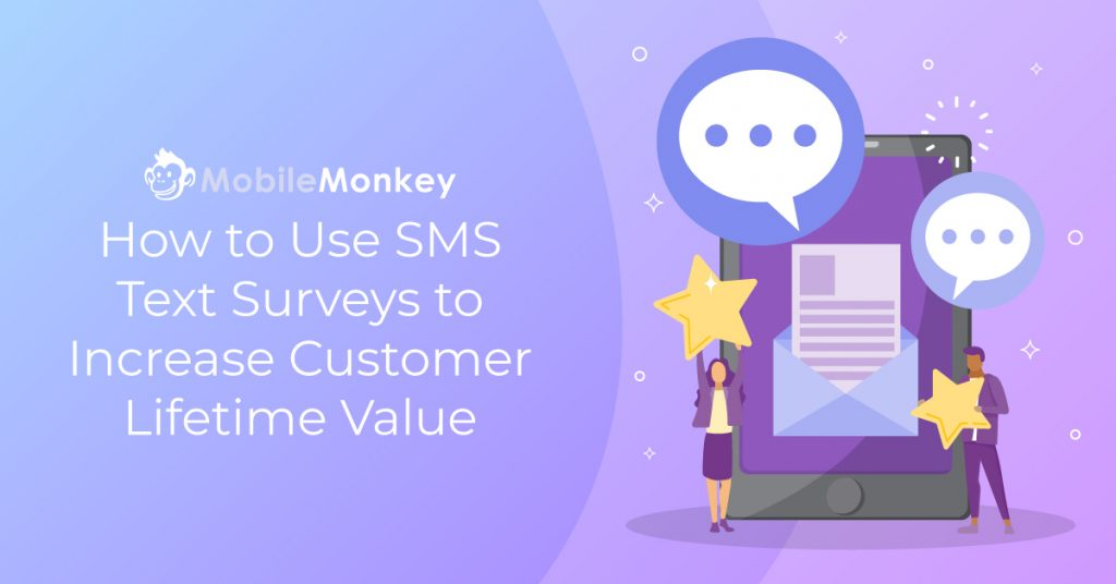 how to use sms text surveys